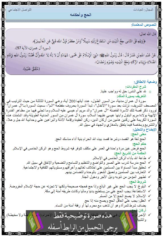 درس التربية الإسلامية الحج وأحكامه الثالثة متوسط ahkam-alhaj.png